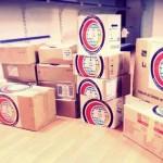 إرسال أدوية من المركز الى مدينتي بنغازي وغات