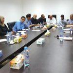 إجتماع اللجنة العلمية الإستشارية للتطعيمات