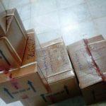 إرسال شحنة أدوية الى بنغازي
