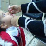 إنطلاق الجولة الثانية للتطعيم ضد مرض شلل الاطفال لسنة 2016م