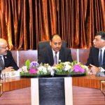 رئيس بعثة منظمة الصحة العالمية بمكتب ليبيا _ زيارة