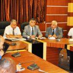 مدير مكتب منظمة الصحة العالمية لليبيا _ زيارة