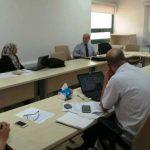 لجنة البحوث الصحية _ إجتماع