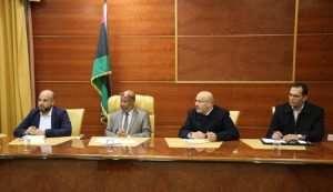 وزارة الصحة_اجتماع