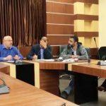 اجتماع لجنة أزمة وطوارئ صحة المجتمع