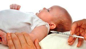 قرب وصول التطعيمات