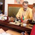 زيارة لمركز إيواء نازحي طرابلس