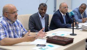 ندوة أصداء كارثة سيول مدينة غات