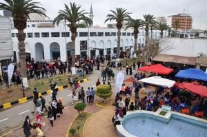 مشاركة المركز بمعرض طرابلس الدولي 2017